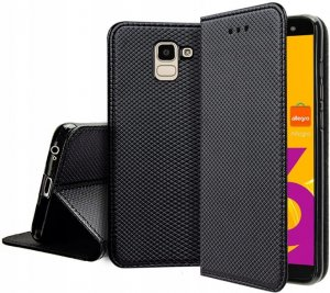 Etui SMART do Samsunga Galaxy J4 plus + SZKŁO